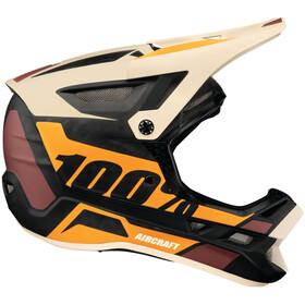 100% Aircraft DH Helmet incl. Mips revburst